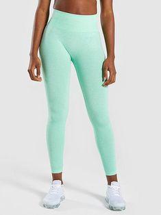 404294daca35 Solid Athletic High Waisted Leggings – modifair