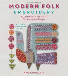 Modern folk #art #em