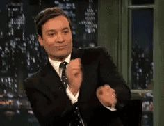 dance, excited, jiggy, Jimmy Fallon, moves
