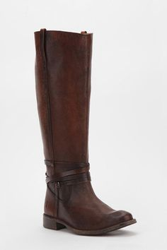 """Frye Shirley Riding Boot. Please come live with me.  Oh, man, these are the """"bomb""""!  Had a pair of Frye boots one time.  They are the best boots in the world."""