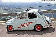 FIAT 500 Abarth by marvin 345, via Flickr