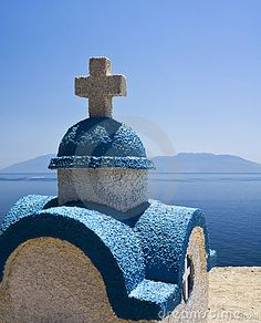 Church rooftop KOS island