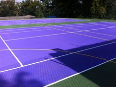 Sports Court Designs and Costs