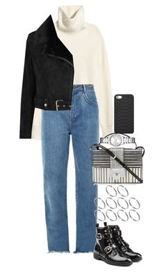 """""""Untitled #4129"""" by lily-tubman ❤ liked on Polyvore featuring Chloé, Jimmy Choo, Marc Jacobs, La Bête, ASOS, Calvin Klein and GiGi New York"""