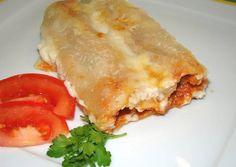 cannelloni :: Ami a konyhámból kikerül Penne, Sandwiches, Dinner Recipes, Cooking, Ethnic Recipes, Food, Italia, Lasagna, Kitchen