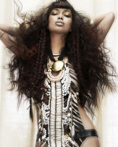 Cool 1000 Images About Native American Style Inspiration On Pinterest Short Hairstyles For Black Women Fulllsitofus