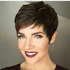 Today we have the most stylish 86 Cute Short Pixie Haircuts. We claim that you have never seen such elegant and eye-catching short hairstyles before. Pixie haircut, of course, offers a lot of options for the hair of the ladies'… Continue Reading → Women Pixie Haircut, Haircut For Thick Hair, Short Pixie Haircuts, Short Hairstyles For Women, Wavy Hair, Cool Hairstyles, Hairstyle Ideas, Asian Hairstyles, Hair Wax