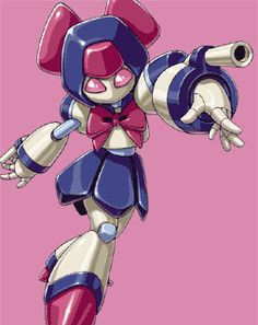 medabots. Brass was my favorite ^-^
