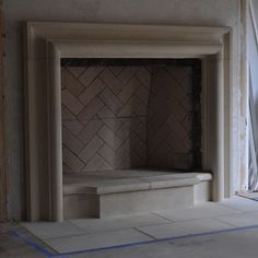 Limestone Fireplace Design, Pictures, Remodel, Decor and Ideas - page 2