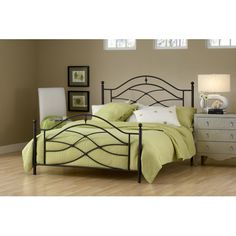Found it at Wayfair - Cole Panel Bed