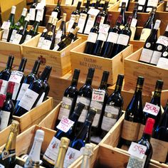 9 Tricks to Find a Good, Cheap Bottle of Wine | Food & Wine goes way beyond mere eating and drinking. We're on a mission to find the most exciting places, new experiences, emerging trends and sensations.
