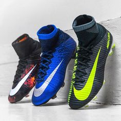 1,2 or 3? Great shot 📷 from @unisportstore of CR7 Chapter Mercurial Superfly's. . . . #footydotcom #fcfc #footballboot #soccercleats #cleats #football #soccer #futbol #cleatstagram #totalsoccerofficial #fussball #bestoffootball #rldesignz #vamesuhype #nike #nikefootball #nikesoccer #mercurial #superfly #hypervenom #tiempo #magista #newrelease #CR7 #ronaldo #cristiano