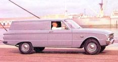 Utes and Vans Australian Cars, Ford Falcon, Ford Thunderbird, Station Wagon, Vans, Falcons, Mercury, Delivery, Concept