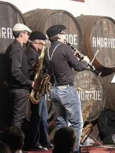 Bodegas Andrade. #Concierto. #comarcadedonana #bodega #vino #uva #catas #espectaculos #caballos #bodega #tradicion #dulces Fictional Characters, Wine Cellars, Concert, Horses, Sweets, Fantasy Characters