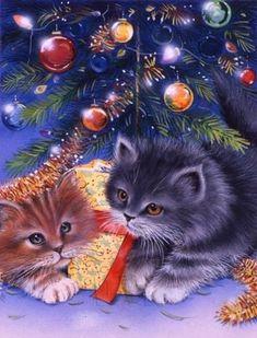 Santa's Watching...........