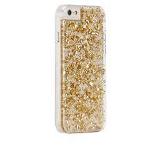 iPhone 6 Gold Leaf Karat Case - image angle 1