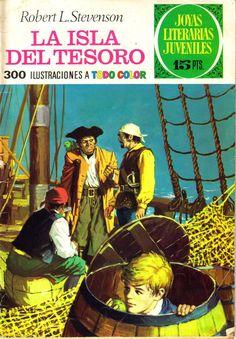 Etiqueta #joyasliterariasjuveniles en Twitter Comics Vintage, Vintage Toys, Norman Rockwell, Treasure Island, Animated Cartoons, Dark Horse, Comic Covers, Childhood Memories, Literature