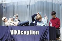 What are VIXX even doing? X'D
