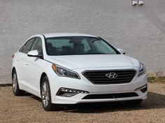 2015 Hyundai Sonata Seeking low kms, fuel efficiency, reliability and factory warranty in your next car? Look no further than this clean white 2015 Hyunda Used Hyundai, Hyundai Cars, Hyundai Sonata, Fuel Economy, Car Ins, Used Cars, City, Cities