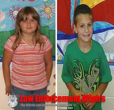 Amber Alert-Chloie Leverette and Gage Daniel