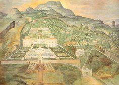 italian garden fresco