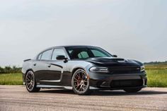 2015 – 2016 Hennessey Dodge Charger Hellcat HPE1000 Upgrade