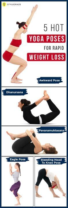 Is yoga effective in weight loss? Yes, this is a wonderful way to lose weight naturally. Here are the yoga asanas for weight loss that you should consider.