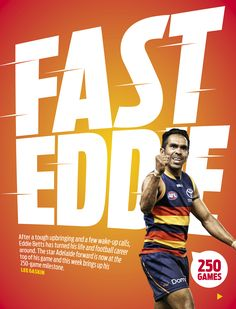 AFL Record | Round 22 | Eddie Betts Feature