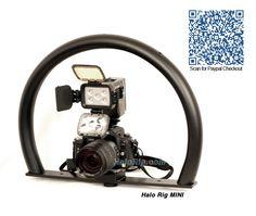 HaloRig MINI - for dSLR & Small Cameras
