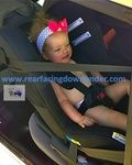 Rear-facing is the SAFEST way for kids under 4 to travel in the car. Baby Car Seats, Children, Kids, Photo Galleries, Gallery, Face, The Face, Faces, Baby Boys