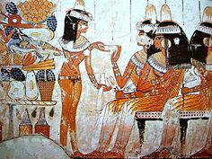 El tipo de arte antiguo egipcio no  busca la originalidad, más bien rechaza la originalidad al seguir un patrón.