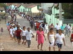 Procissão de Encerramento da Festa de Santa Luzia 2012