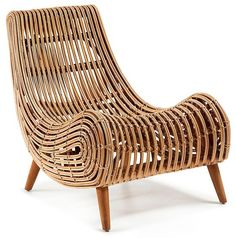 LaForma - Tika - Relaxstoel - Rotan