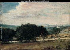 Dedham Vale 2 - John Constable - www.john-constable.org