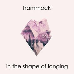 """""""Mi piace"""": 108, commenti: 12 - @hammockband su Instagram: """"Our new song """"In the Shape of Longing"""" is featured on Vol. 1 of Disquiet, a benefit compilation of…"""""""