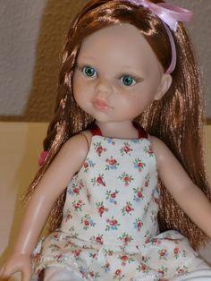 Cristi, Paola Reina dolls