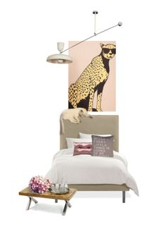 """""""Cool Cat Bedroom"""" by colbysma on Polyvore"""