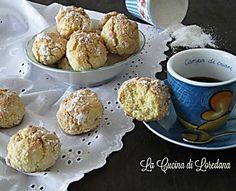 Biscotti al cocco - Piccole deliziose e profumate bontà