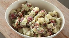 Potato Salad Recipe | Cooking | How To | Martha Stewart Recipes