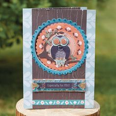3D Die-cut Card Tutorial | Cloud Bellissima | docrafts.com