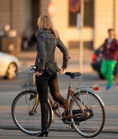 Copenhagen Bikehaven by Mellbin - Bike Cycle Bicycle - 2014 - 0378 ... I've found my muse.