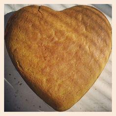 Pistachio Heart Cake