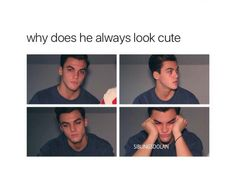 When u realize ur gonna be lonely forever cause Grayson is my type and only Grayson is my type lol Ethan And Grayson Dolan, Ethan Dolan, Future Boyfriend, To My Future Husband, Dolan Twins Memes, Dollan Twins, Identical Twins, Minions, Magcon Boys