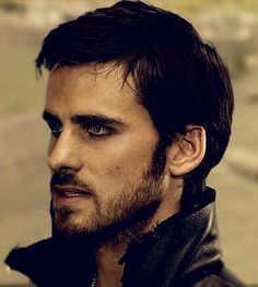 Colin O'Donoghue...love him as Hook in OUAT-- Oh that chiseled jaw and scruffy beard!!!