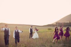 Dancing in the meadows? Love.