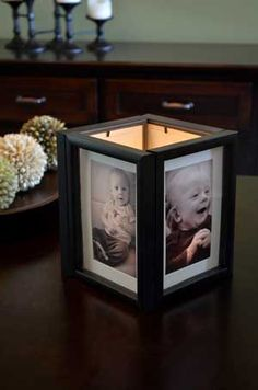 Backlight Photo Frame How-To