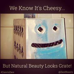 """Another Cheesy Pun!  | @ZareBeauty | #DaretoZaře | #glow #beauty #skin #skincare #healthy #natural #nomakeup #photooftheday #nomakeupselfie #eyes #smile #pretty #DaretoZare #daretobare #nofilter #selfie #hair #honest #love #beautiful #girl #joke #pun #meme"" Photo taken by @zarebeauty on Instagram, pinned via the InstaPin iOS App! http://www.instapinapp.com (01/08/2015)"