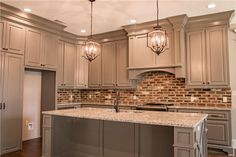 This is the kitchen of your dreams. Beautiful and spacious who could ask for more! Plan#142-1160