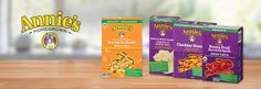 $1 on any Annie's Products 115g – 370g - Mail-out Coupon -  http://www.groceryalerts.ca/1-annies-products-115g-370g-mail-coupon/