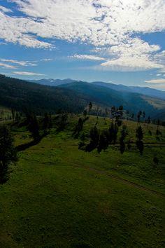 Just outside of Missoula, Montana... TAKE ME BACK!